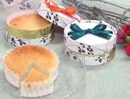 ブルーチーズケーキ/オレンジチーズケーキ