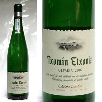スペイン産ワイン 「チョミン・エチャニス」
