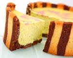 パティスリーポタジエの枝豆チーズケーキ