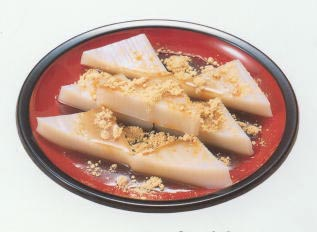 住吉屋総本店の久寿餅