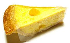 シェ・しらはまのマンゴーチーズケーキ